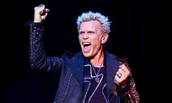���������� ����������  BILLY IDOL